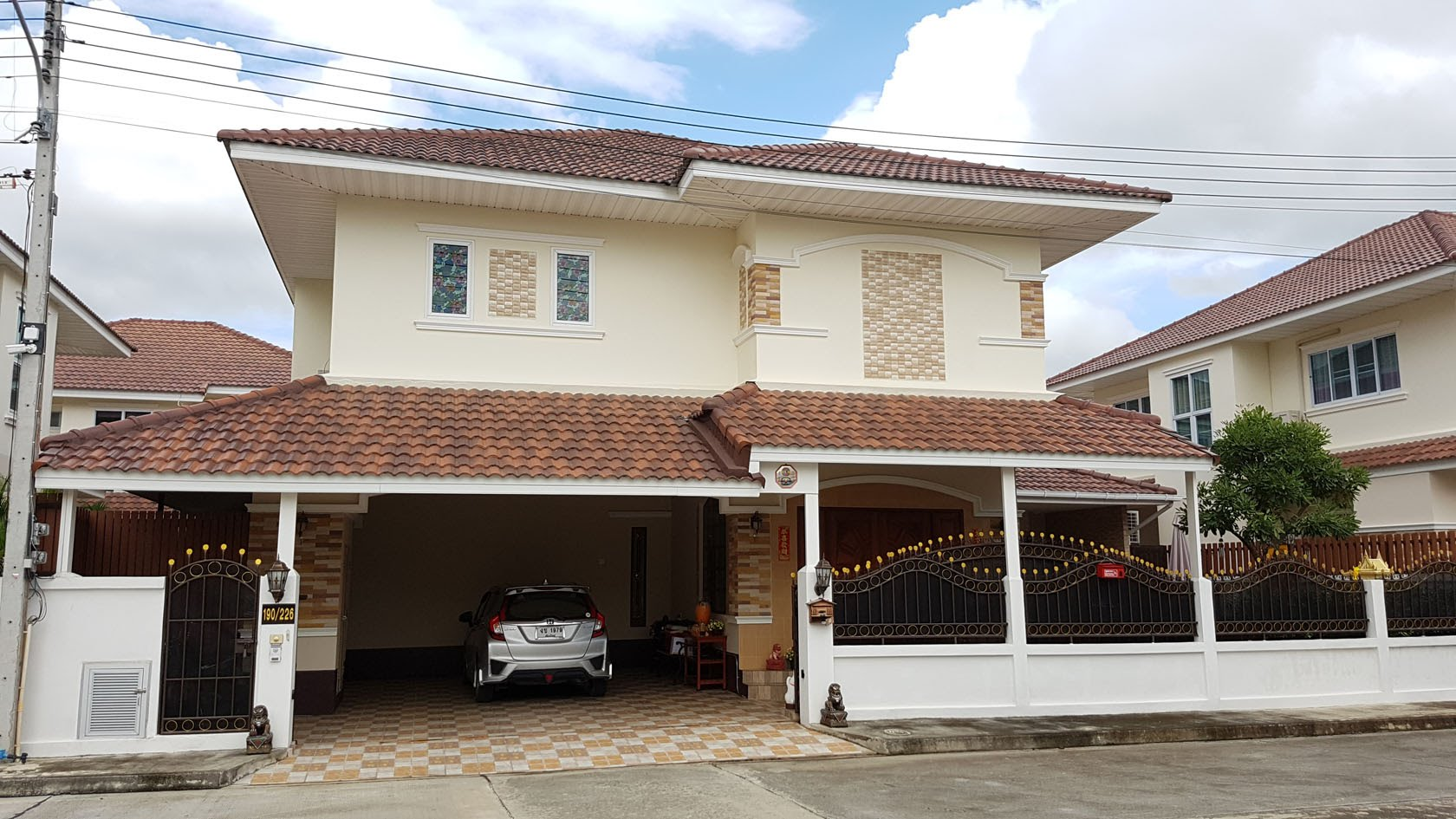 2 story 5 bedroom house in sivalai 4 nearby promenada for 2 story 5 bedroom house